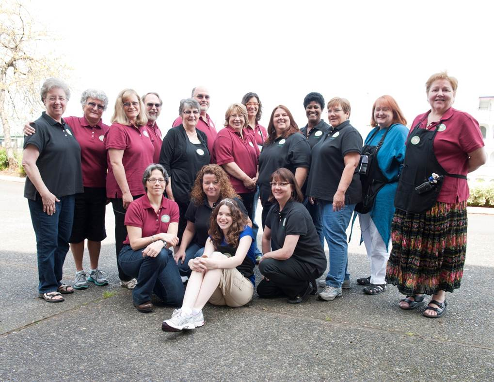 2012 HSMG conference crew