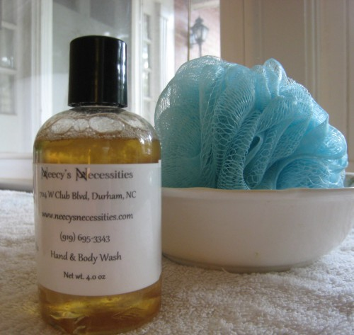 Black Raspberry Vanilla Hand & Body Wash