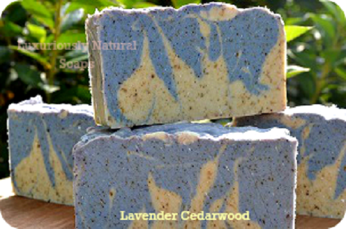 Lavender-Cedarwood-soap