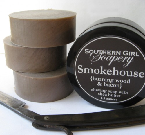 SmokeHouse-Beauty-shaving-soap-southern-girl-soapery