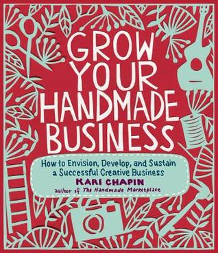 grow your handmade business book