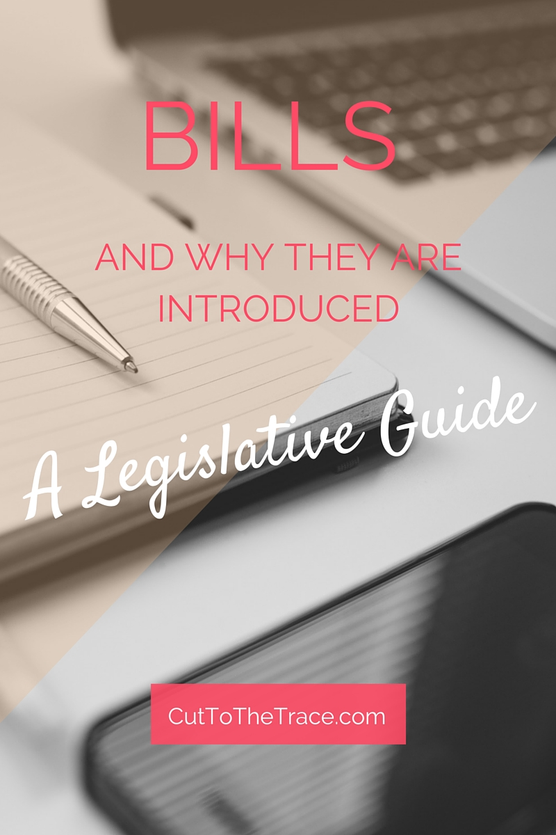 Why Are Bills Introduced? A Legislative Guide
