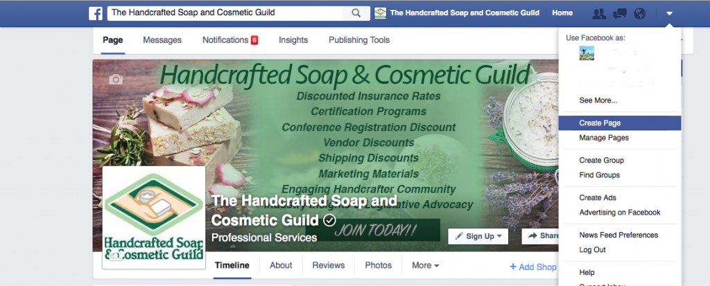 Creating a Facebook Page for Your Business - Cut to the Trace